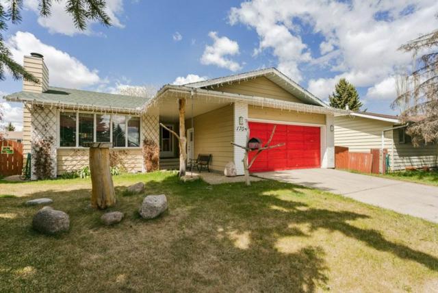 1704 53 Street, Edmonton, AB T6L 1K4 (#E4163298) :: David St. Jean Real Estate Group