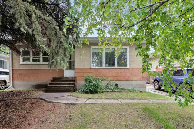 9571 85 Street, Edmonton, AB T6C 3E1 (#E4163304) :: David St. Jean Real Estate Group