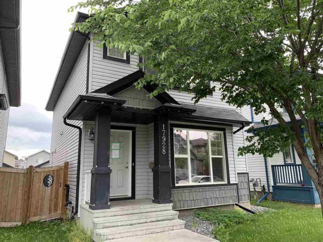 17928 85 Street, Edmonton, AB T5Z 0C1 (#E4163305) :: David St. Jean Real Estate Group