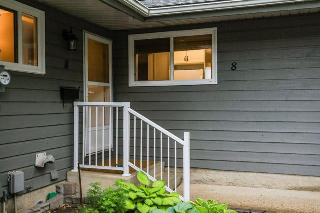 8 4610 17 Avenue, Edmonton, AB T6L 5T1 (#E4163308) :: David St. Jean Real Estate Group