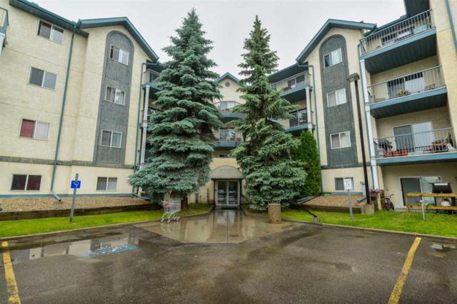 319 2508 50 Street, Edmonton, AB T6L 6X9 (#E4163318) :: David St. Jean Real Estate Group