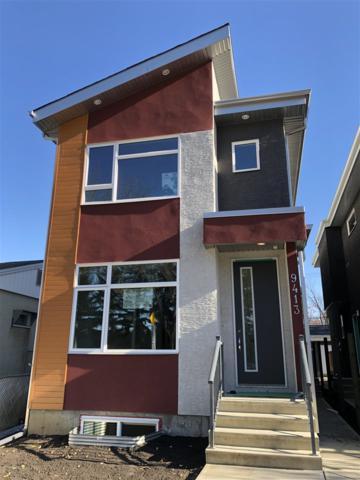 9413 79 Street, Edmonton, AB T6C 2R8 (#E4163362) :: Initia Real Estate