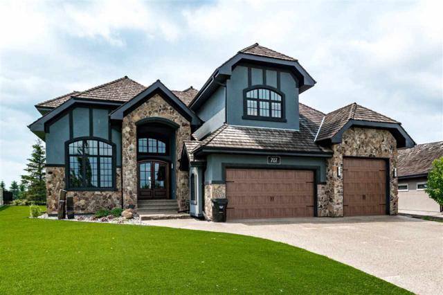 707 52328 Range Rd 233, Rural Strathcona County, AB T8B 0A2 (#E4163469) :: David St. Jean Real Estate Group