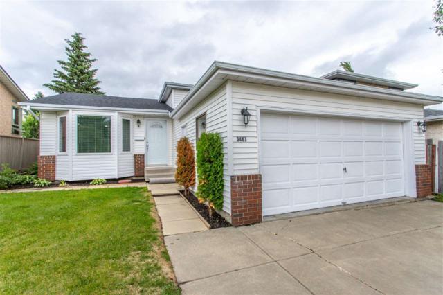 3463 40 Street NW, Edmonton, AB T6L 4S8 (#E4163556) :: The Foundry Real Estate Company