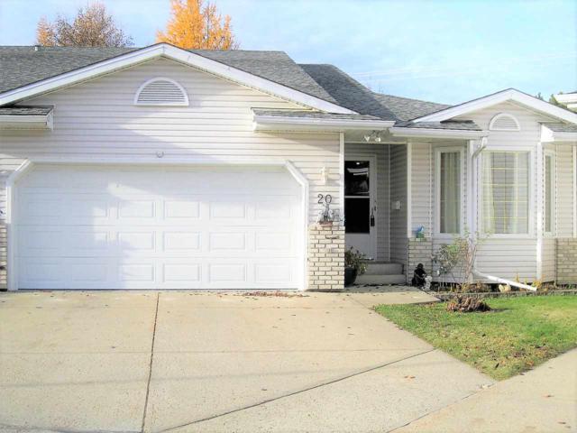 20 2A Fieldstone Drive, Spruce Grove, AB T7X 3E7 (#E4163940) :: David St. Jean Real Estate Group