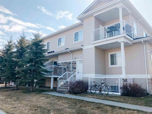 212 164 Bridgeport Boulevard, Leduc, AB T9E 0L3 (#E4163944) :: David St. Jean Real Estate Group