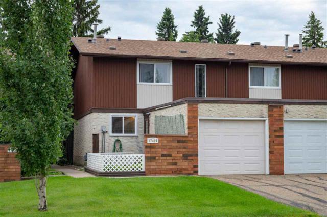 17419 77 Avenue, Edmonton, AB T5T 0H9 (#E4164059) :: David St. Jean Real Estate Group