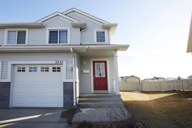 5547 163 Avenue, Edmonton, AB T5Y 3L3 (#E4164209) :: The Foundry Real Estate Company