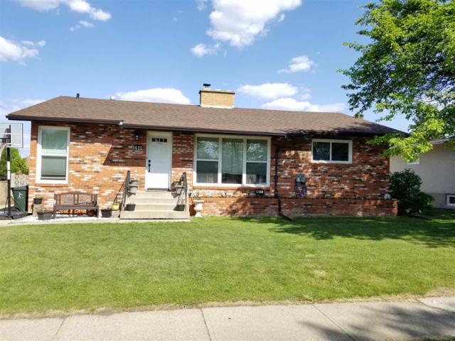 5411 49 Street, Stony Plain, AB T7Z 1B5 (#E4164262) :: The Foundry Real Estate Company