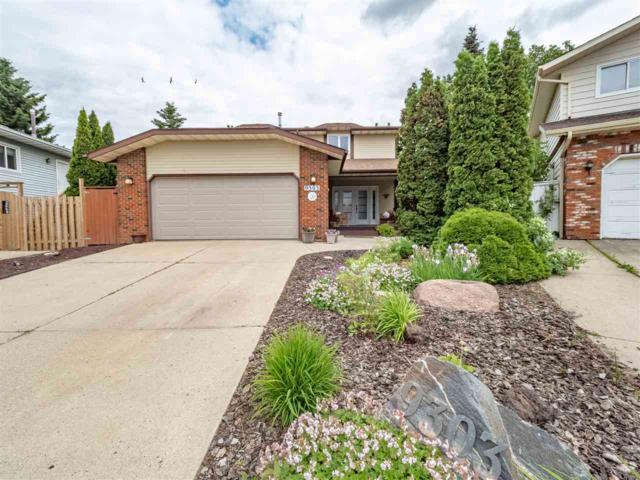 9303 173 Street, Edmonton, AB T5T 3C4 (#E4164295) :: David St. Jean Real Estate Group