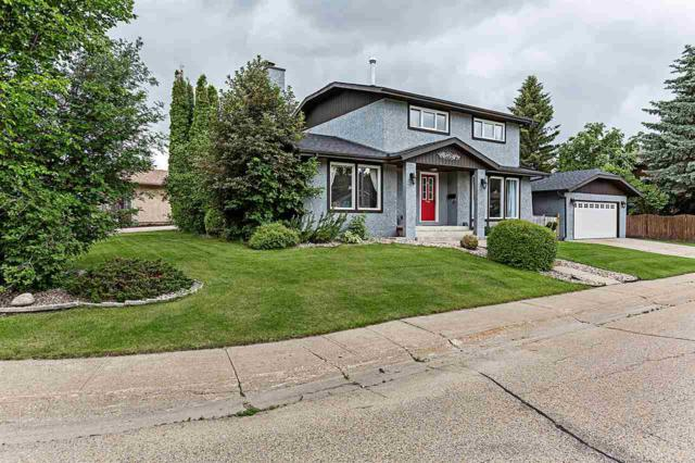 50 Woodlake Road, Sherwood Park, AB T8A 4B7 (#E4164360) :: David St. Jean Real Estate Group