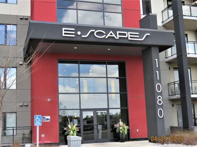 407 11080 Ellerslie Road, Edmonton, AB T6W 2C2 (#E4164392) :: The Foundry Real Estate Company