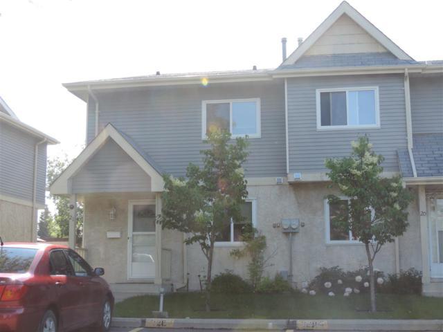 21 9619 180 Street, Edmonton, AB T5T 4L9 (#E4164426) :: YEGPro Realty