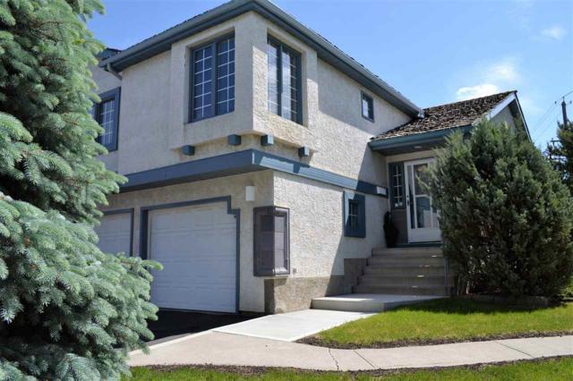 34 1130 Falconer Road, Edmonton, AB T6J 2J6 (#E4164502) :: David St. Jean Real Estate Group