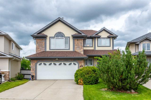 526 Falconer Place, Edmonton, AB T6R 3A1 (#E4164672) :: David St. Jean Real Estate Group
