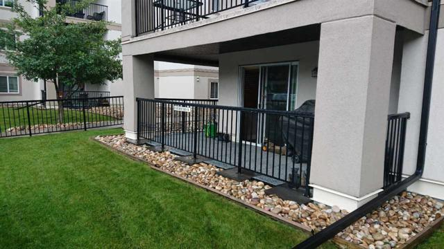 124 13111 140 Avenue, Edmonton, AB T6V 0B1 (#E4164694) :: David St. Jean Real Estate Group