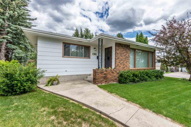 4901 56 Avenue, Stony Plain, AB T7Z 1Y1 (#E4164716) :: David St. Jean Real Estate Group