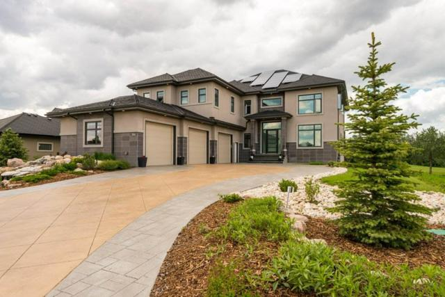 356 Brassie Point(E), Rural Strathcona County, AB T8B 1C6 (#E4164777) :: David St. Jean Real Estate Group