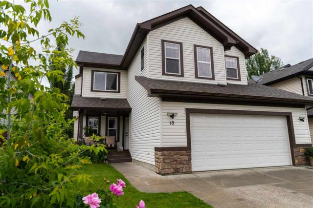 18 Hickory Trail, Spruce Grove, AB T7X 0A6 (#E4164793) :: David St. Jean Real Estate Group