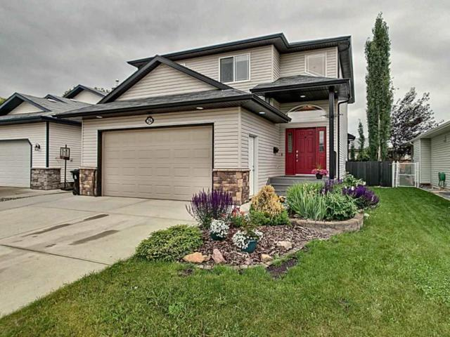 24 Lakewood Cove S, Spruce Grove, AB T7X 4L1 (#E4164958) :: The Foundry Real Estate Company
