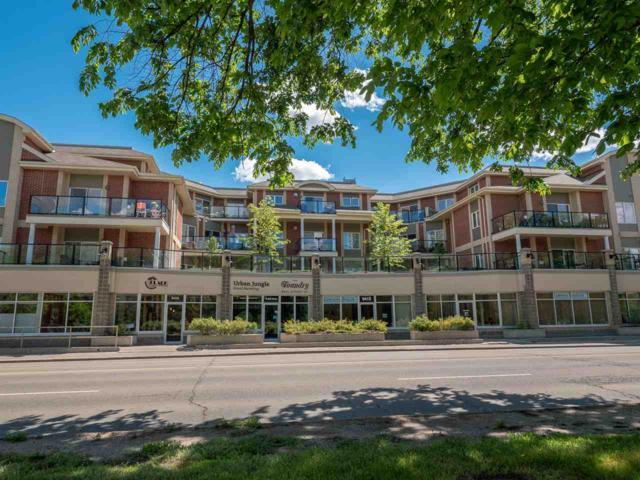 210 9750 94 Street, Edmonton, AB T6C 2E3 (#E4165150) :: The Foundry Real Estate Company