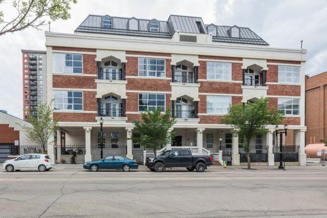 PH6 10330 104 Street, Edmonton, AB T5J 1C2 (#E4165188) :: David St. Jean Real Estate Group