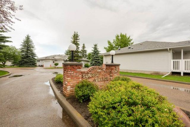 32, 1650 42 Street NW, Edmonton, AB T6L 5P4 (#E4165342) :: David St. Jean Real Estate Group