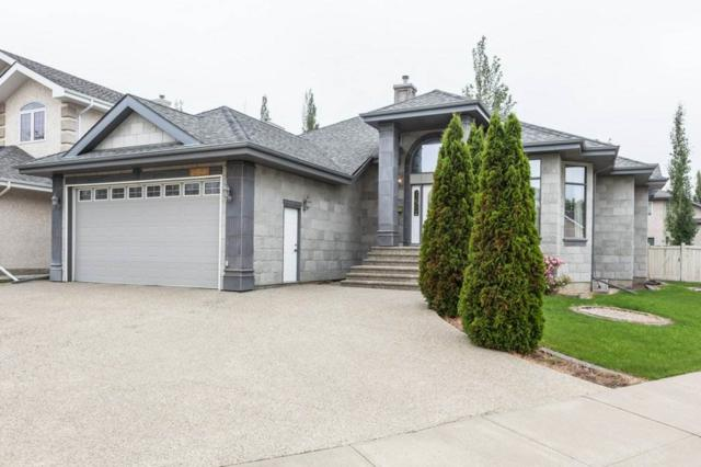 208 Lindsay Crescent, Edmonton, AB T6R 2T1 (#E4165363) :: The Foundry Real Estate Company