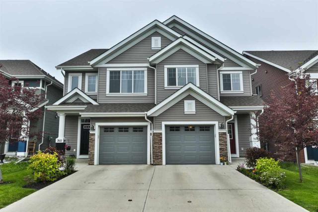 7613 24 Avenue, Edmonton, AB T6X 1S6 (#E4165421) :: The Foundry Real Estate Company