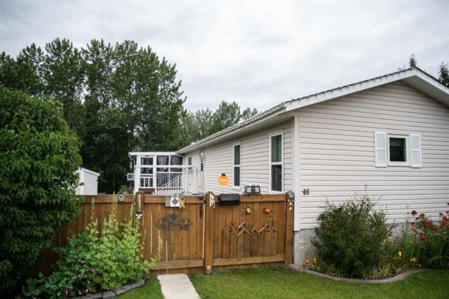 46 Graywood Cove, Stony Plain, AB T7X 2P3 (#E4165456) :: David St. Jean Real Estate Group