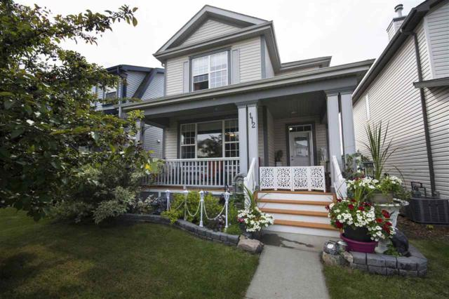 112 Summerfield Wynd, Sherwood Park, AB T8H 2P5 (#E4165461) :: David St. Jean Real Estate Group