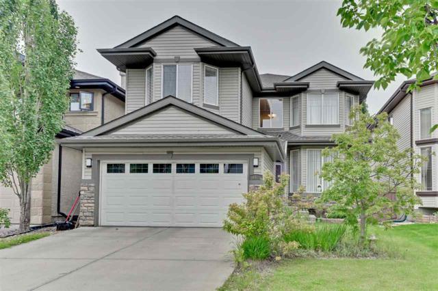 661 Hodgson Road, Edmonton, AB T6R 3L7 (#E4165478) :: David St. Jean Real Estate Group