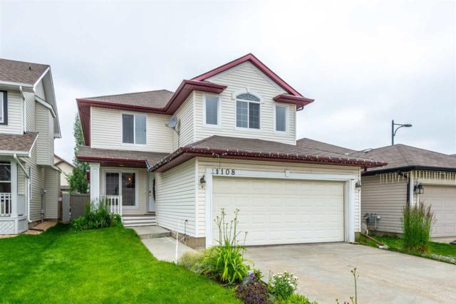 1108 116 Street, Edmonton, AB T6W 1W8 (#E4165509) :: The Foundry Real Estate Company