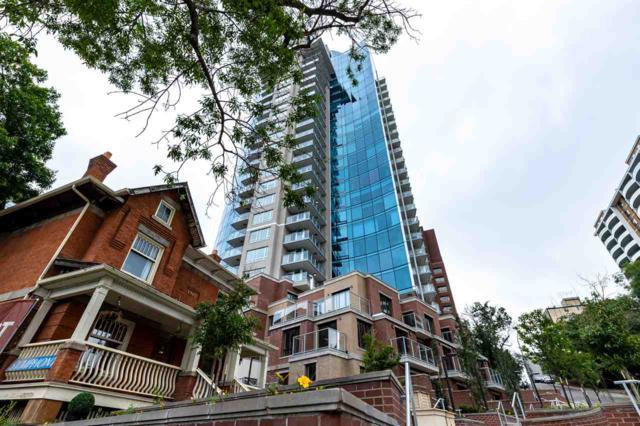 2602 9720 106 Street, Edmonton, AB T5K 1B6 (#E4165544) :: David St. Jean Real Estate Group