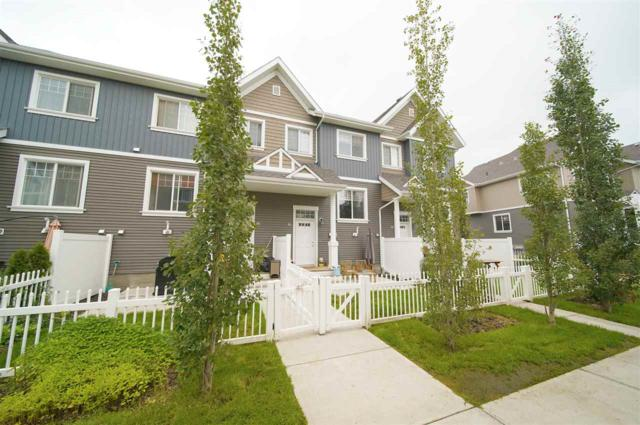 84 4050 Savaryn Drive, Edmonton, AB T6X 1R8 (#E4165777) :: The Foundry Real Estate Company