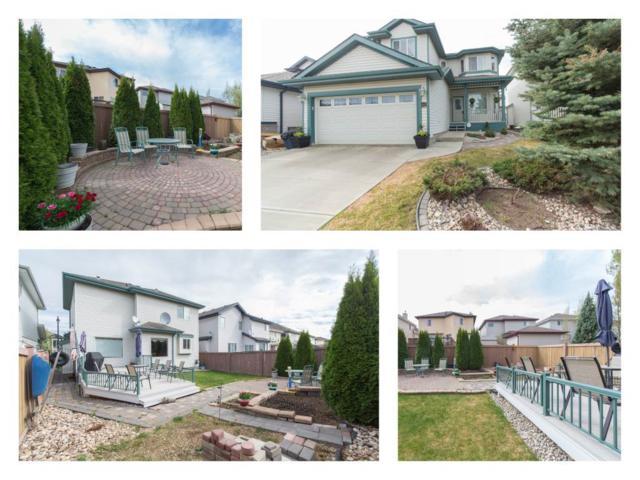 243 Hilliard Green, Edmonton, AB T6R 3G5 (#E4165778) :: David St. Jean Real Estate Group