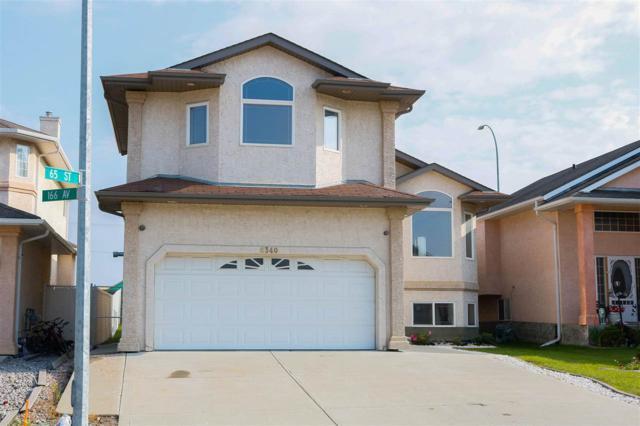 6340 166 Avenue, Edmonton, AB T5Y 3M9 (#E4165851) :: The Foundry Real Estate Company