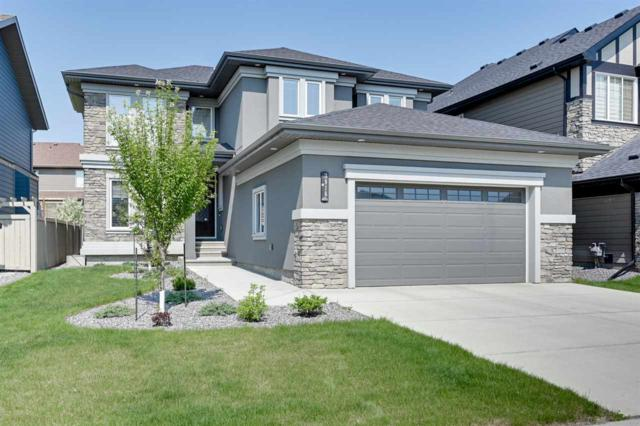 3916 Kennedy Crescent, Edmonton, AB T6W 2P8 (#E4165856) :: Mozaic Realty Group
