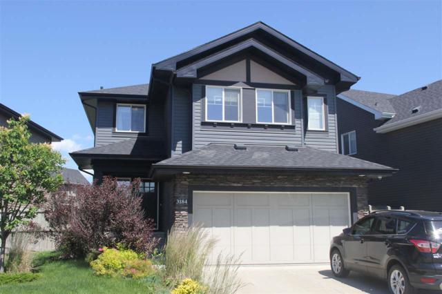 3184 Whitelaw Drive NW, Edmonton, AB T6W 0P9 (#E4165906) :: David St. Jean Real Estate Group