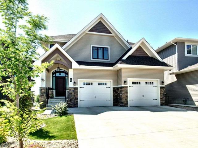 69 Dragonfly Point(E), Fort Saskatchewan, AB T8L 0S1 (#E4165948) :: David St. Jean Real Estate Group