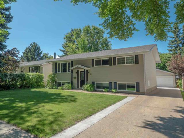 11 Broadview Crescent, St. Albert, AB T8N 0B1 (#E4165967) :: David St. Jean Real Estate Group