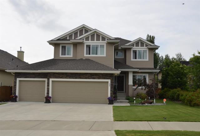 55 Longview Drive, Spruce Grove, AB T7X 4R7 (#E4166033) :: David St. Jean Real Estate Group
