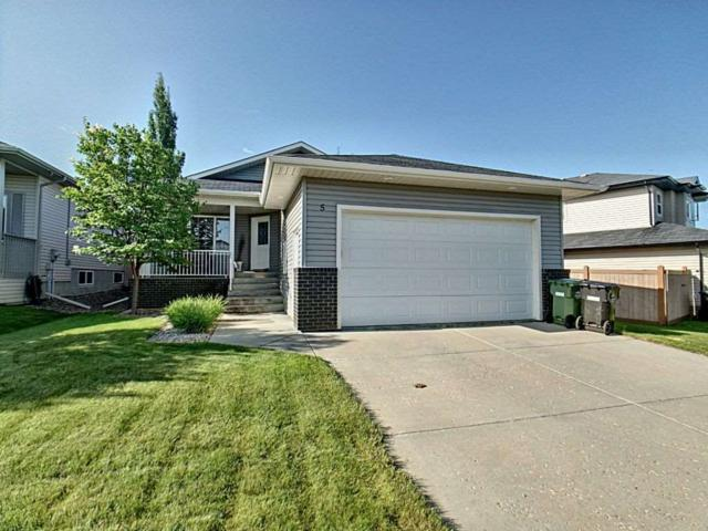 5 Woods Place, Leduc, AB T9E 8T1 (#E4166056) :: David St. Jean Real Estate Group