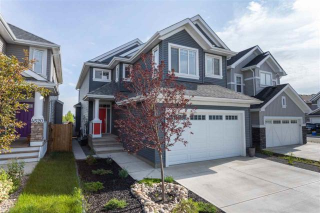 4518 Saly Place, Edmonton, AB T6X 2C7 (#E4166078) :: The Foundry Real Estate Company