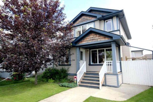 5598 Stevens Crescent, Edmonton, AB T6R 0A8 (#E4166110) :: David St. Jean Real Estate Group