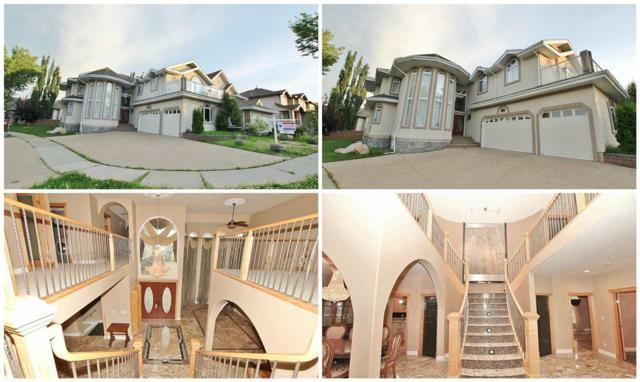 970 Hollingsworth Bend, Edmonton, AB T6R 3G8 (#E4166149) :: YEGPro Realty