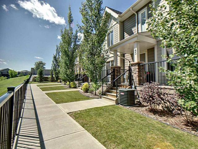 45 1150 Windermere Way, Edmonton, AB T6W 2B6 (#E4166154) :: Mozaic Realty Group