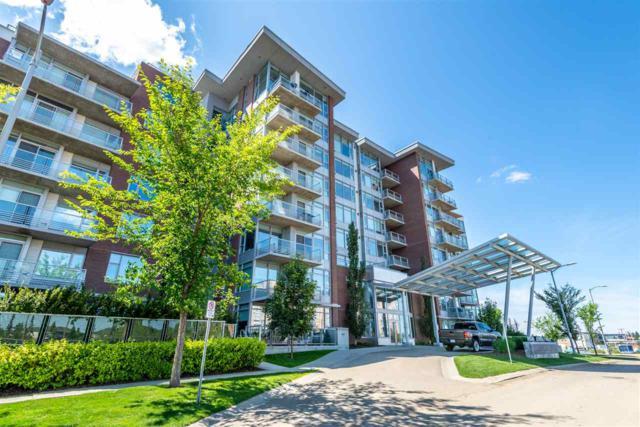 414 2612 109 Street, Edmonton, AB T6J 3T1 (#E4166187) :: Mozaic Realty Group