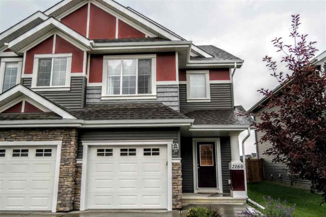 2160 67 Street, Edmonton, AB T6X 0T5 (#E4166191) :: The Foundry Real Estate Company