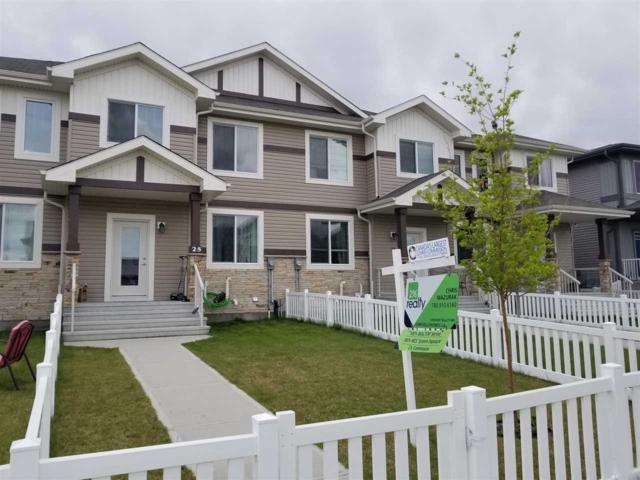 25 Sierra Wynd, Fort Saskatchewan, AB T8L 0A3 (#E4166192) :: David St. Jean Real Estate Group